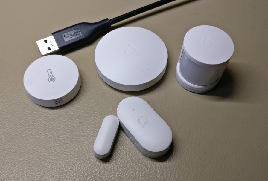 Xiaomi Zigbee sensors | My automated house and other stuff…
